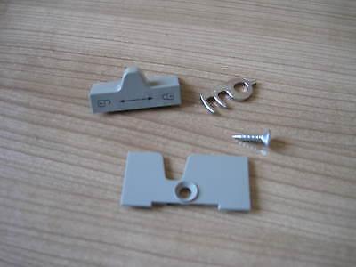 Türverriegelung Grau Dometic Kühlschrank RM 7XXX           NEU + OVP