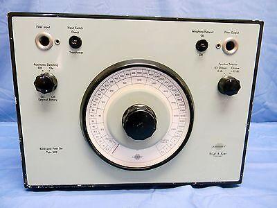 Bruel & Kjaer Type 1612 Band-pass Filter Set