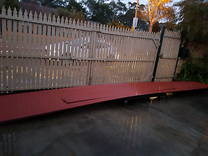 Corrugated colourbond roofing iron s/hand Noble Park Greater Dandenong Preview