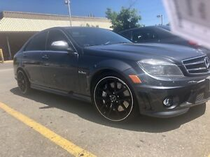 Mercedes Benz c63 AMG sale/trade for f150 or ram pickup