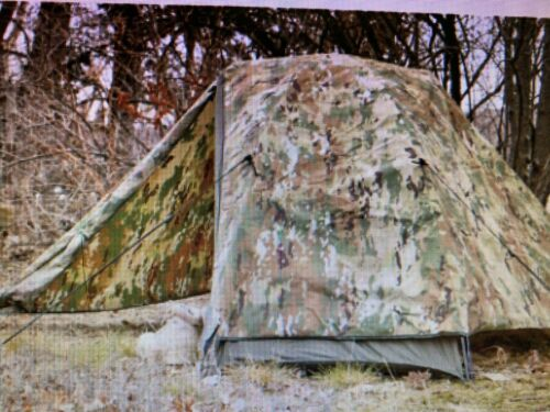 New OCP Two Person Tent
