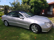 Mercedes CLK 500 Convertable  2003 Elegance Daleys Point Gosford Area Preview
