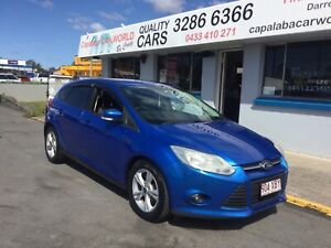 2013 Ford Focus TREND Automatic Hatchback Capalaba Brisbane South East Preview