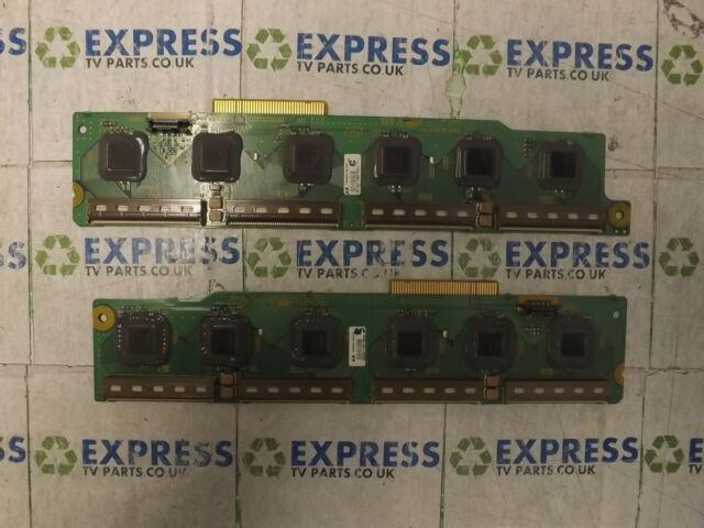 BUFFER BOARD TNPA3818 + TNPA3819 - PANASONIC TH-42PX60B