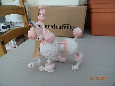 COUNTRY ARTIST ,A BREED APART CANDY THE POODLE for sale  Clacton-on-Sea