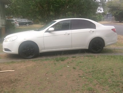 Swap / sell 2007 Holden petrol epica