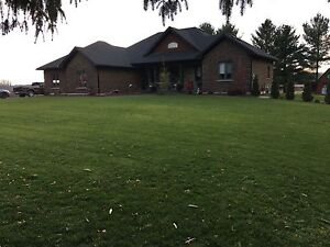 Fully furnished home on 70 acres, 40 workable