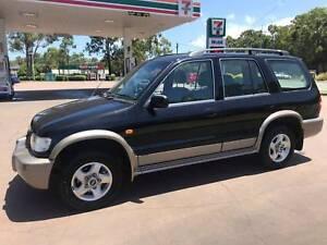 2002 Kia Sportage SUV - Auto - 4X4 - RWC - Rego - Driveaway Cleveland Redland Area Preview