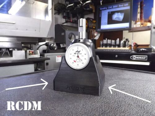 Cradle Stand For The Haimer Universal 3D-Sensor - Protect Your Precision Gauge!!