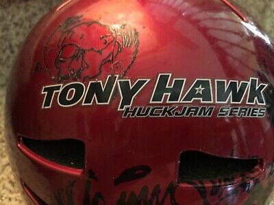 Tony Hawk Huckjam Series Bell Skateboard Skating Helmet Youth 55-58 cm