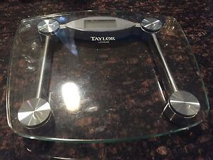 Glass scale (Taylor lithium)