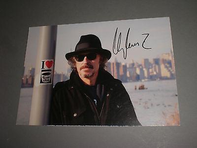 Wolfgang Niedecken BAP signiert signed autograph Autogramm auf Autogrammkarte