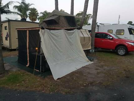 Compact Camper Trailer Kanahooka Wollongong Area Preview