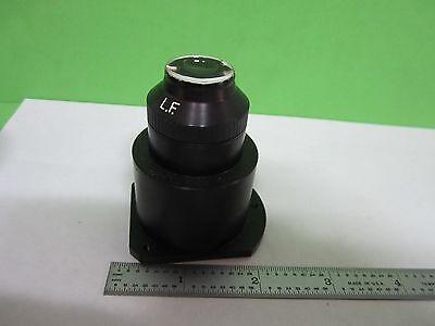 Microscope Substage Condenser Polyvar Reichert Leica Chip On Edge Bins6-40