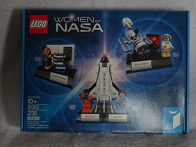 Lego Women Of Nasa 21312 Complete Set    See Huge Christmas Collection Frm 99C