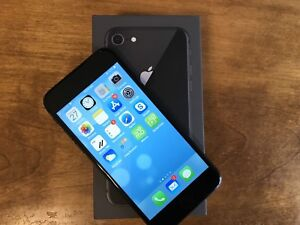 Apple iPhone 8 - Brand New - 12 Month Apple Warranty - 1 Day Old