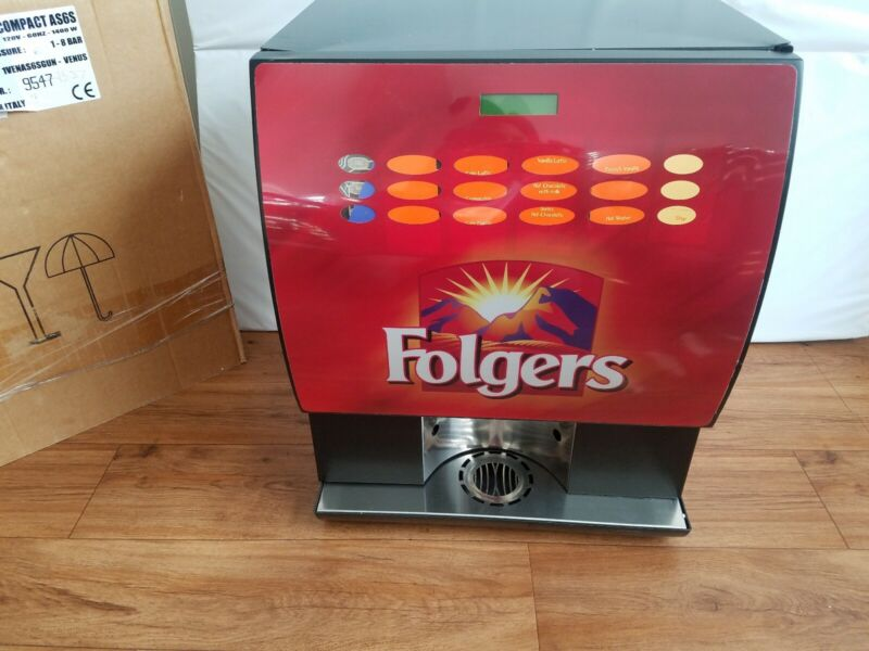 Progema Venus Coffee and Cappuccino Vending Machine AS6S