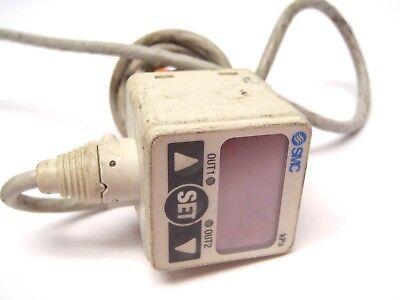 Smc Zse40f-t1-62l Precision Digital Pressure Switch Dc12-24v