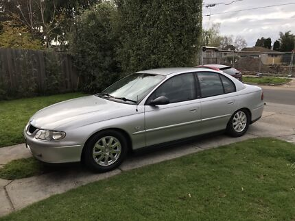 2000 holden vx acclaim commodore