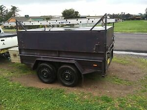 9X5 dual axle trailer Westdale Tamworth City Preview