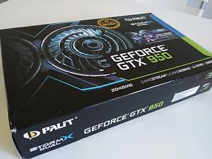 GeForce GTX 950 StormX Dual (2048MB GDDR5) Palit North Adelaide Adelaide City Preview