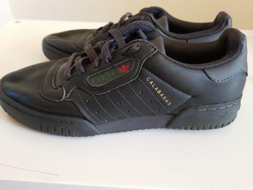 Adidas calabasas yeezy powerphase coeur noir baskets taille 6