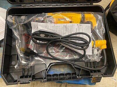 Dewalt 8.5 Amp 1-18in. Corded Sds-plus D-handle Concretemasonary Rotary Hammer