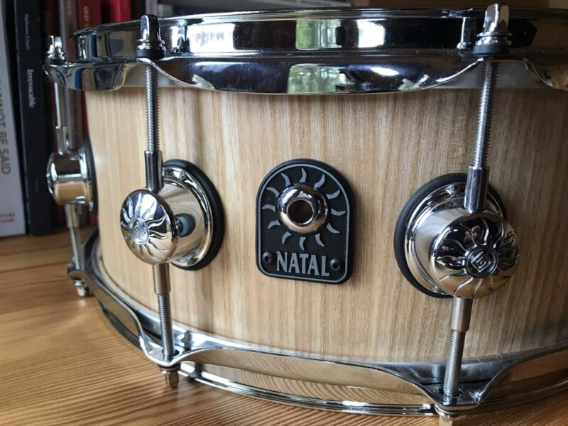 Natal Maple Stave Snare, 14x5.5