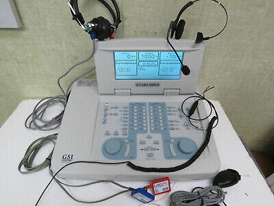 Grason-stadler Gsi 61 Audiometer For Testing Hearing Accessories - Great Shape