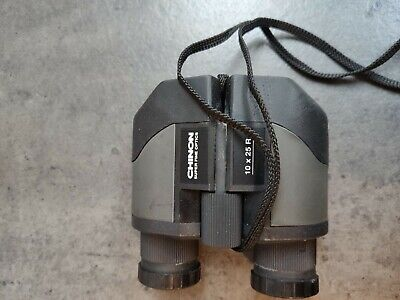 Chinon 10-25  R  Zoom Compact High Quality Fully Coated Lens binoculars