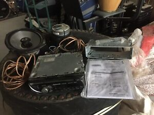 Panasonic car stereos with speakers