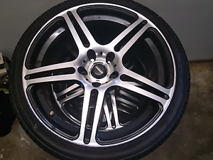"19"" Speedy rims Mudgeeraba Gold Coast South Preview"
