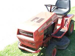 15 HP ROVER RANCHER RIDE ON MOWER New Lambton Newcastle Area Preview
