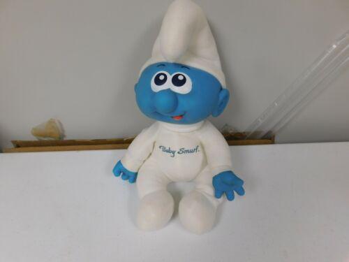 Vintage Hasbro 1984 Baby Smurf