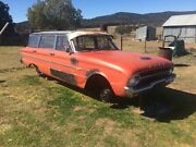 1963 XL Ford Falcon station wagon Manildra Cabonne Area Preview