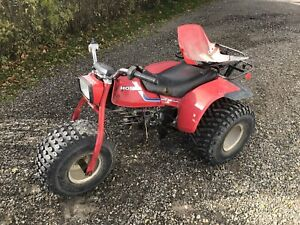 110cc honda 3 wheeler for sale asking 450$