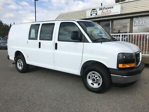 2017 GMC Savana 2500 Work Van ATTN: CONTRACTORS AND TRADESMAN...