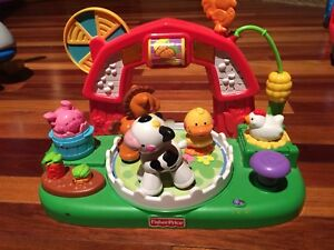 Fisher Price Spinning Musical Farm