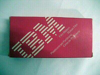 Ibm Selectric Ii Iii Non-correctable Ribbon Pink Box Wwarranty