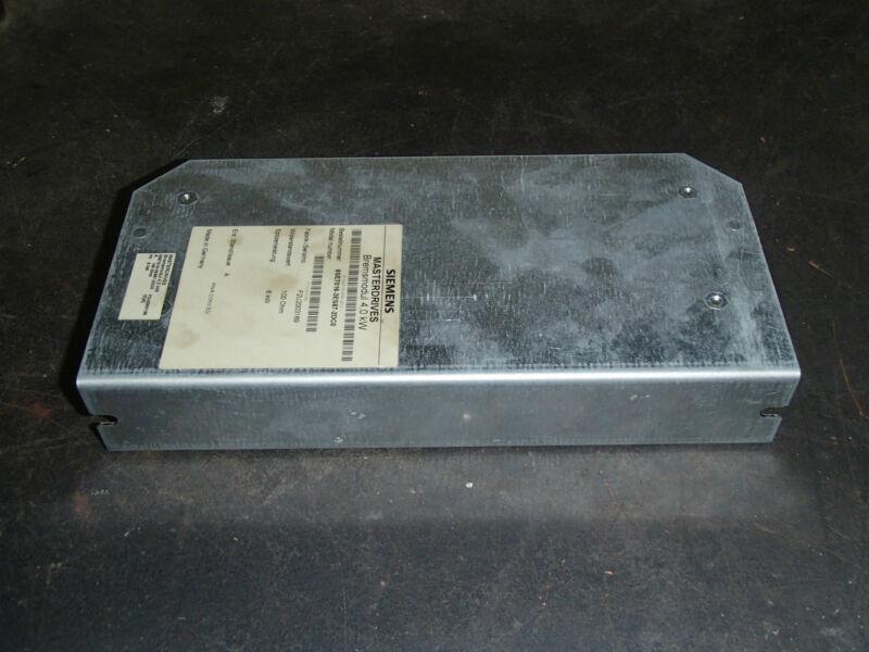 Siemens Braking Resistor 6SE7016-3ES87-2DC0_6SE70163ES872DC0_6SE7-016-3ES87-2DC