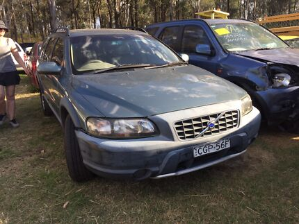 Volvo cross country awd 2001