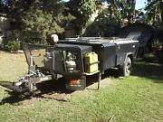 MDC Voyager Version 4 2013 Rear Fold Camper Trailer Corinda Brisbane South West Preview