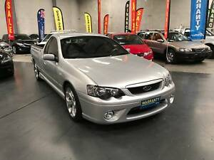 FORD FALCON XR6 UTE MY05 FAST FINANCE OR RENT TO OWN