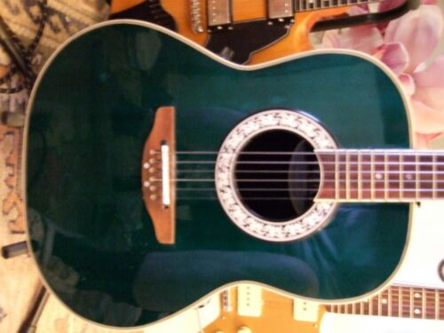 Guitar - Ovation Ultra Acoustic