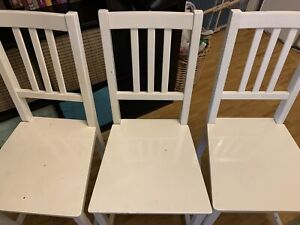 Free dining chairs CURB ALERT
