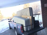 Furniture/appliance movers, pickups/deliveries etc.