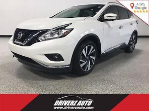 2016 Nissan Murano Platinum CLEAN CARPROOF, PLATINUM TRIM, 36...