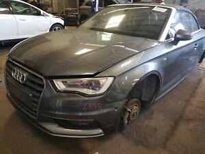 Wrecking 2014 AUDI A3 Convertible - Stock #AA0830 Sherwood Brisbane South West Preview