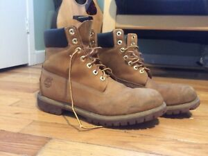 Timberland boots size 12 Men's