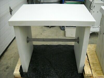 24 X 35 X 31 Tall Resin Composite Vibration Isolation Table With 2.5 Slabs